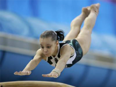 Russian gymnastics showing signs of revival