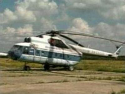 Russian helicopter crashes in southern Afghanistan