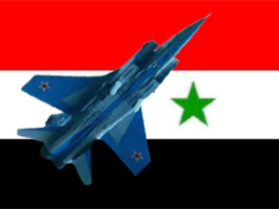 Russian fighter jets heading for Syria