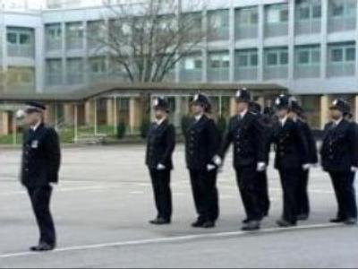 Russian law students get police training in London