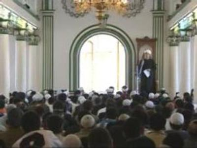 Russian Muslims celebrate Prophet's birthday