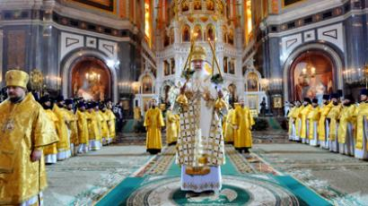 Patriarch Kirill:  Christmas changed the course of human civilization