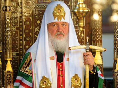 "Russian Patriarch goes green, tells America to curb its ""reckless consumption"""