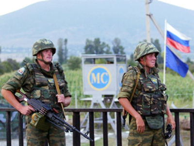 Russian peacekeepers confirmed killed in Georgia