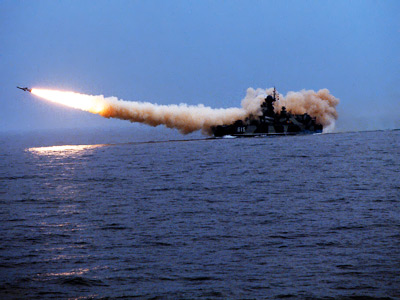 Russia to develop sea-based space-defense system