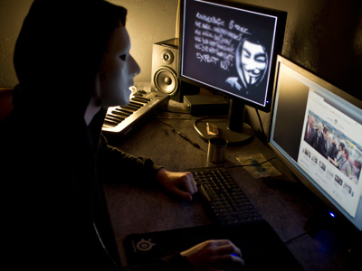 Not so Anonymous: Hacktivists inspire Russian student to attack govt. website