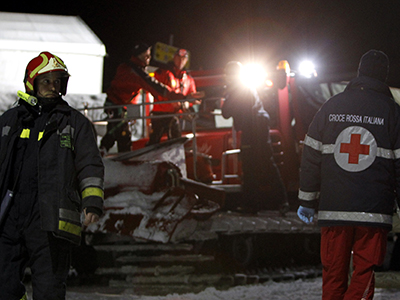6 Russians dead, 2 injured in Italian Alps accident