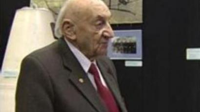 Soviet space patriarch dies at 99