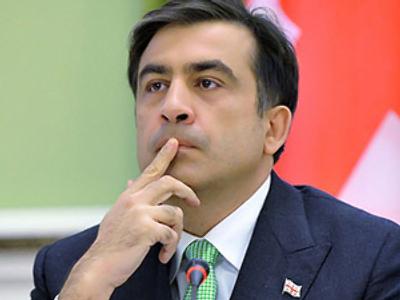 """Saakashvili tailors """"racist"""" remark"""