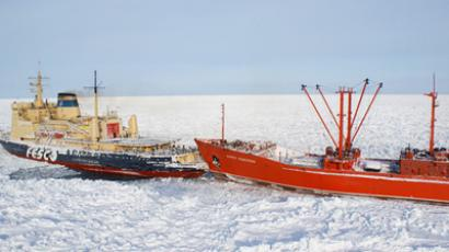 Russia's Far East rescue operation ends - all vessels released from ice