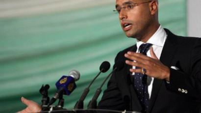 Saif al-Islam Gaddafi (AFP Photo / Mahmud Turkia)