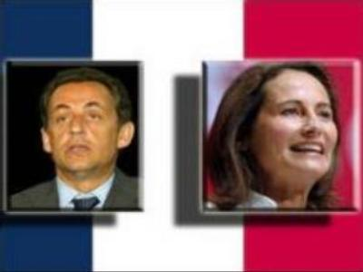 Sarkozy & Royal duel for French presidency