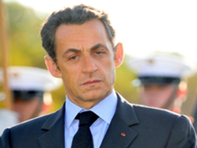 French President Nicolas Sarkozy (AFP Photo / Ron Sachs)