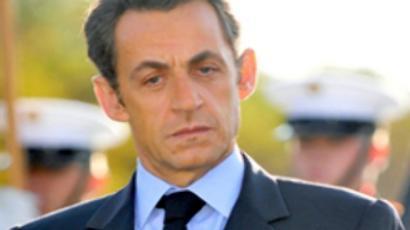 French President Nicolas Sarkozy (AFP Photo / Ron Sachs)