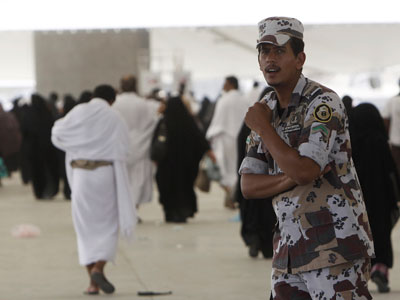 Yule be sorry: Saudi police foil attempt to celebrate Christmas