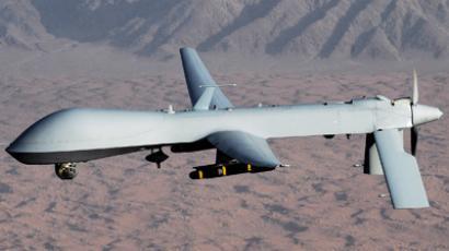 Predator drone (Reuters / Handout)