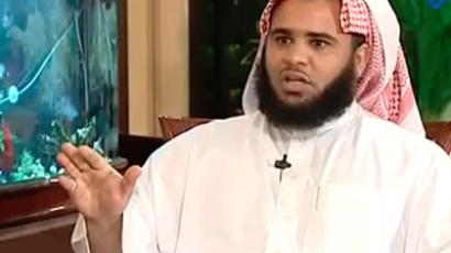 Image from facebook.com @We-are-supporting-Manal-Alsharif claims to show Fayhan Ghamdi