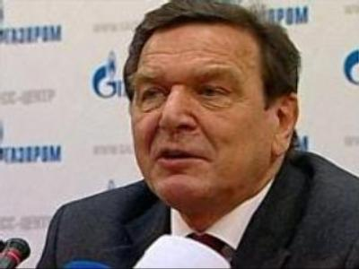 Schroeder criticises U.S. missile defence plans for Eastern Europe