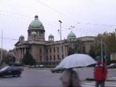 Serbia's parliament to discuss Kosovo status