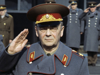 Sergei Sokolov, Marshal of the Soviet Union (RIA Novosti / Vyasheslav Runov)
