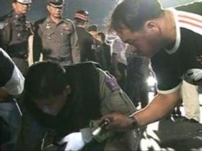 Series of bomb blast shock Thailand