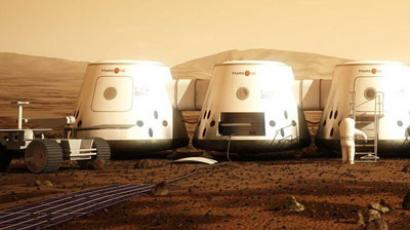 Image from mars-one.com