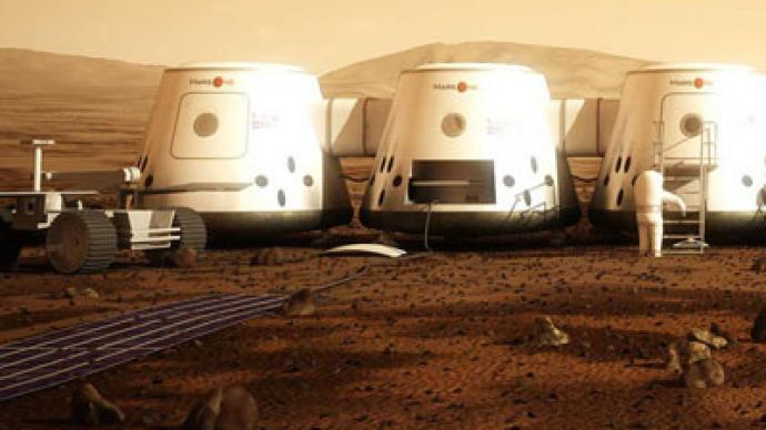 Martian countdown: One-way ticket to Red Planet in 2023 ...
