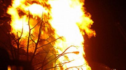 Gas blast kills eight in Siberia