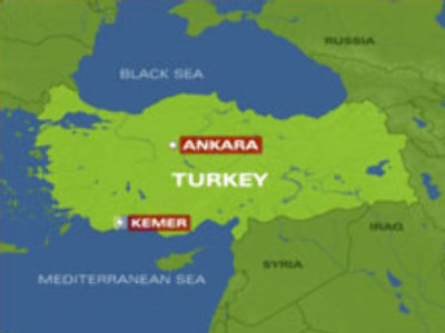 Seven Russians injured in road accident in Turkey