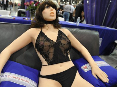 Slave to love: In a relationship with sex robot
