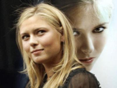 Sharapova – famous and powerful