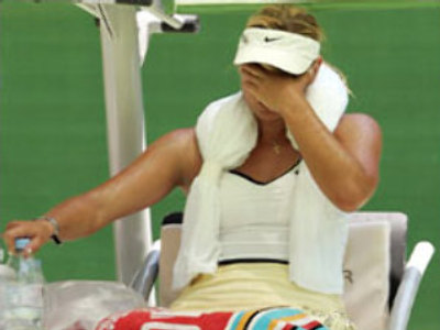 Sharapova may miss Olympics