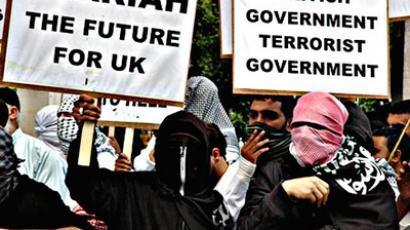 Sharia law in bid to conquer London