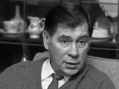 Former head of the Soviet KGB foreign intelligence arm Leonid Shebarshin (RIA Novosti / Fedoseev)