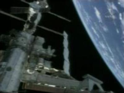Shuttle Discovery mission to ISS accomplished