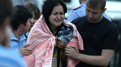 Six missing Bulgaria passengers found alive (RIA Novosti / STF)