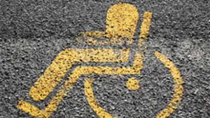Marathon man: 11,000 km in a wheelchair