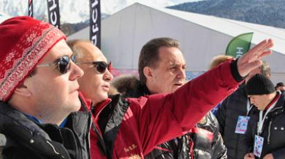 Medvedev urges audit of Sochi Olympics spending