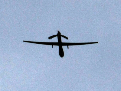 Drone operations over Somalia pose danger to air traffic -UN