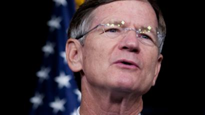 Lamar Smith  (AFP Photo / Mark Wilson)