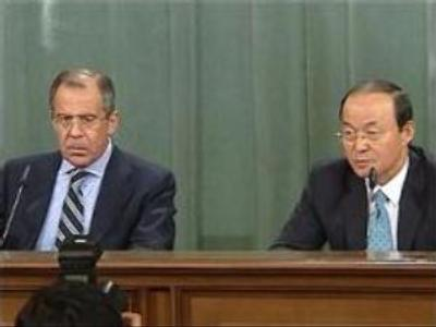 South Korea and Russia discuss co-operation and nuclear-free Korean peninsula