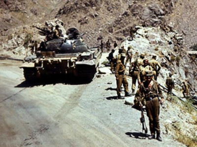 Soviet-Afghani stalemate: military success – political failure