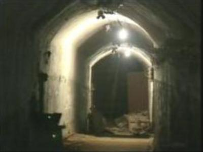 Soviet-era top secret bunker opens doors