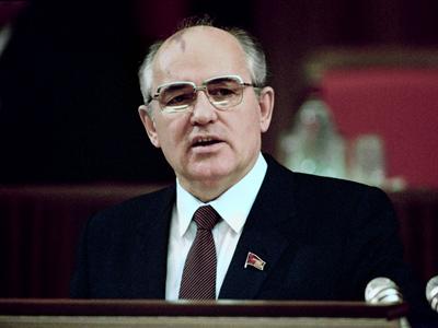 Mikhail Gorbachev (RIA Novosti / Sergey Guneev)