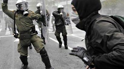 Europe concludes tough year, faces more protests in 2011
