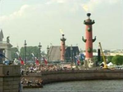 St. Petersburg to fly high at tourist market