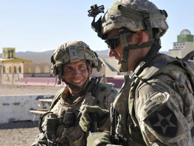 Afghan massacre suspect identified as Army Staff Sgt. Robert Bales