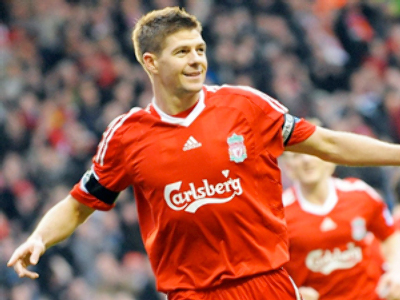 Stevie G named Footballer of the Year