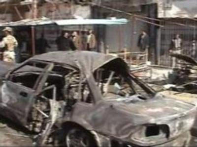 Suicide attack kills 15 in Iraqi Tikrit