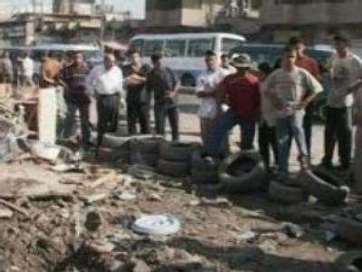 Suicide bomber kills 21